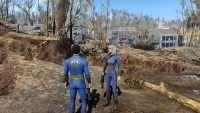 Fallout 4 - Компаньон Нора
