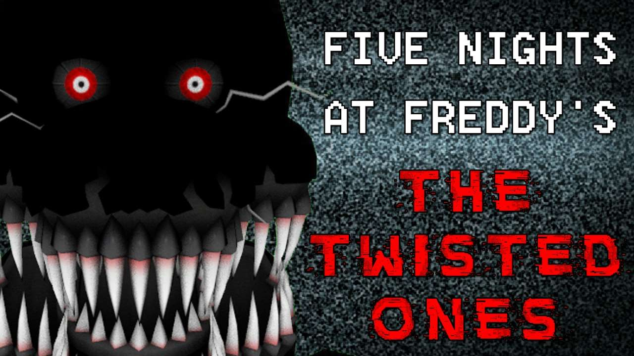 Garrys Mod - Twisted Ones ( Tw animatronics Pill Pack ! )