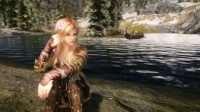 Skyrim - Мирай - Девушка с драконьем сердцем