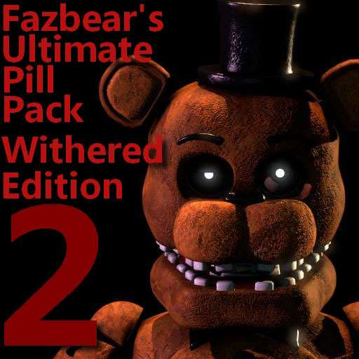 Fazbear's Ultimate Pill Pack Remaster 2: Old