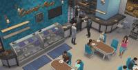 Sims 4 - Работники магазина делают все быстрее