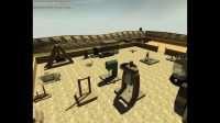 Garrys Mod - GM_RAGDOLL_SLAUGHTER 4\ Арена для тестирования мода Dismemberment