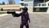 Garrys mod - Одежда из режима Motor Wars в GTA V (для NPC и Игрока)