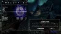 Skyrim - Улучшенное окно описания предметов для SkyUI