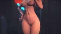 Fallout 4 - 8к текстуры тел для девушек (CBBE)