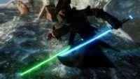 Skyrim - Светящиеся катаны