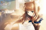 Garrys Mod - Doki-Doki Literature Club Mini content
