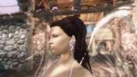 Skyrim - одежда Ангел (UNP-HDT)