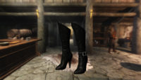 Skyrim - Сексуальная одежда - 4 UNP-HDT