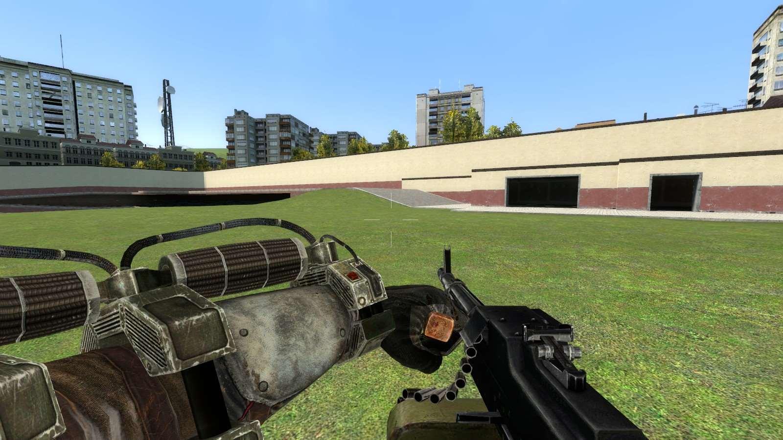 Garrys Mod - S.T.A.L.K.E.R. Call of Pripyat SWEPs - Оружие - Garrys ... d6da92f6aa1