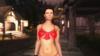 Skyrim - Сексуальная одежда - 5 UNP-HDT (Physics)