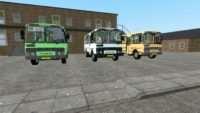 Garrys mod - ПАЗ 3205 и ЗИЛ 130 (CrSK)