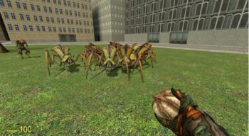 Работающий Феропод из Half-life 2 | Garrys mod моды