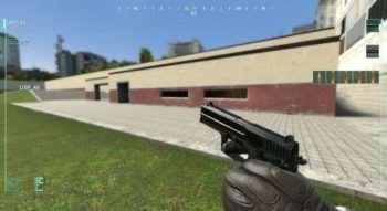 [TFA][AT]MWR Pistols | Garrys mod моды