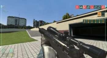 [TFA][AT]MWR Snipers Pt.1 | Garrys mod моды