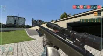 [TFA][AT]MWR Snipers Pt.2 | Garrys mod моды