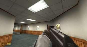 [TFA][AT]MWR Rifles Pt.1 | Garrys mod моды