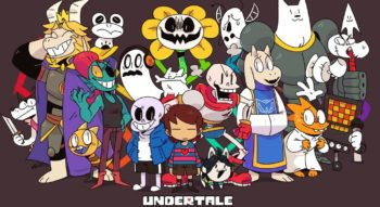 Undertale Guns