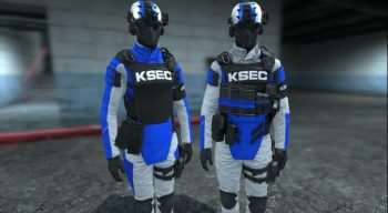 Kruger Security Enforcers (Mirror's Edge Catalyst)