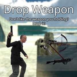 Drop Weapon — Выбросить оружие