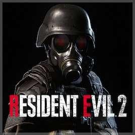 Garrys Mod — Resident Evil 2 Remake — Hunk [PM, NPC, Ragdoll]