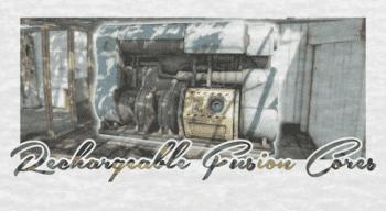 Fallout 4 — Перезарежаемые ядерные блоки