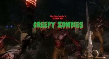 Skyrim — Creepy Zombies — Ужасные зомби