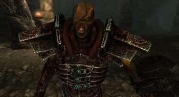 Skyrim — Nemesis — Немезида (Новый монстр)