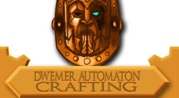 Skyrim — Dwemer Automaton Crafting — Крафт двемерских автоматов | Skyrim моды