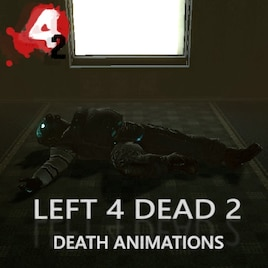 Garry's Mod — [L4D2] Survivor Death Animations