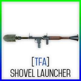 [TFA] INS2 Shovel Launcher | Garrys mod моды