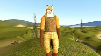 Fox Playermodel