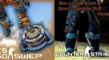 Sirocco Stuff Models, [SWEP] ExoJump & Bump Mines