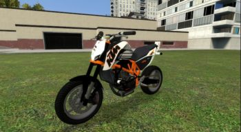 Garry's mod — Байк KTM Duke 690
