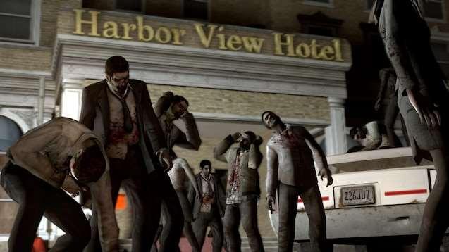 DrVrej zombie pack - Зомби набор - Рэгдоллы и игровые модели