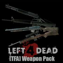 [TFA] [AT] Left 4 Dead Weapon Pack