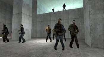 Cpt. Hazma zombie pack — Зомби набор