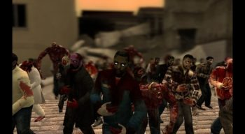 DrVrej zombie pack — Зомби набор
