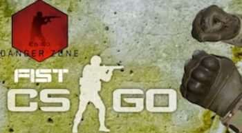 Left 4 Dead 2 — CS:GO Fist