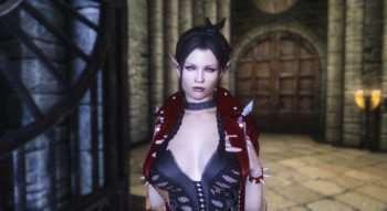 Skyrim — Сексуальная одежда (Final)
