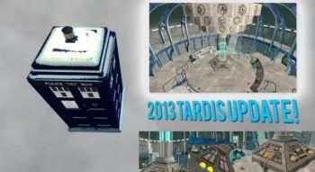 Garrys Mod-2013 TARDIS Legacy