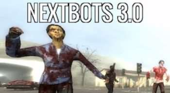 Garry's Mod — Infected Citizens (Nextbot 3.0)