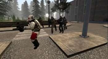 Rogue Combine and Citizen — Изгои Альянса и Сопротивления | Garrys mod моды
