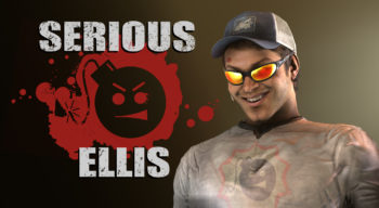 Left 4 Dead 2 — Крутой Эллис/Serious Ellis