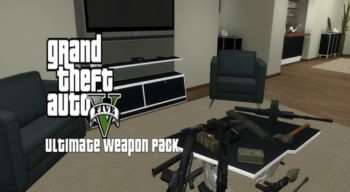 Garry's Mod — [TFA] GTA V Ultimate Weapons Pack
