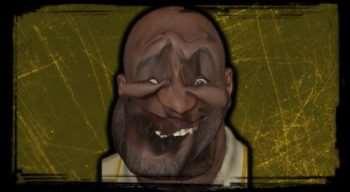 Left 4 Dead 2 — Coach but with 500% Facial Animation | Left 4 Dead 2 моды