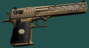 Пустынный орел — 3 вида оружия | Fallout 3 моды