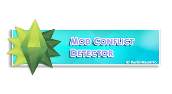 The Sims 4 Mod Conflict Detector 2.2.300.0