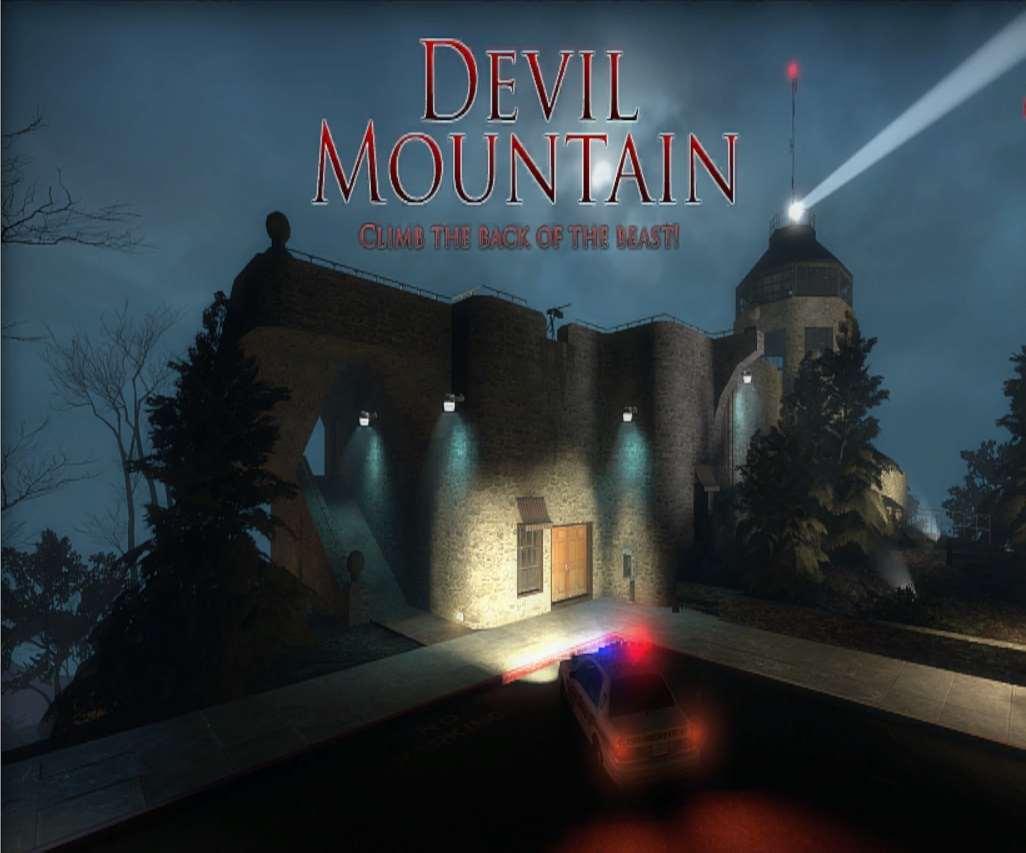 Left 4 Dead 2 — Devil Mountain — кооперативная кампания