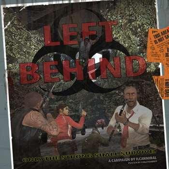 Left 4 Dead 2 — Left Behind — кооперативная кампания